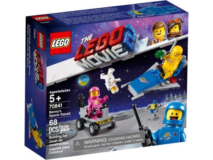 L'équipe spatiale de Benny – 70841 – LEGO Movie 2