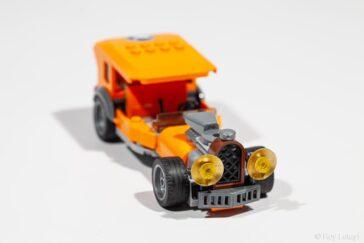 """Legotti"" vintage car"