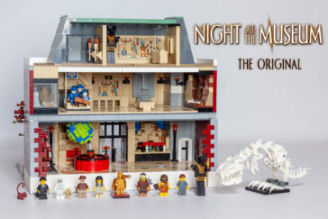 Night At The Museum, The Original on Lego Ideas