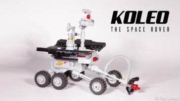 KOLEO the Space Rover
